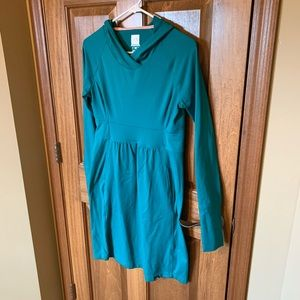 North Face Hooded Dress  - Like New!